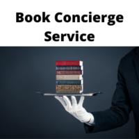Book Concierge Service