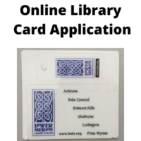 300x300Online Library Card Application